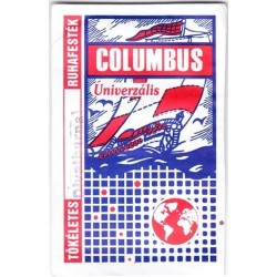Columbus fabric dye