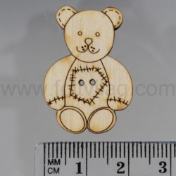 Patched teddy