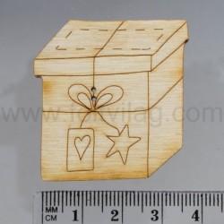 Present box.