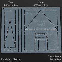 EZ-Log Nr62. House with...